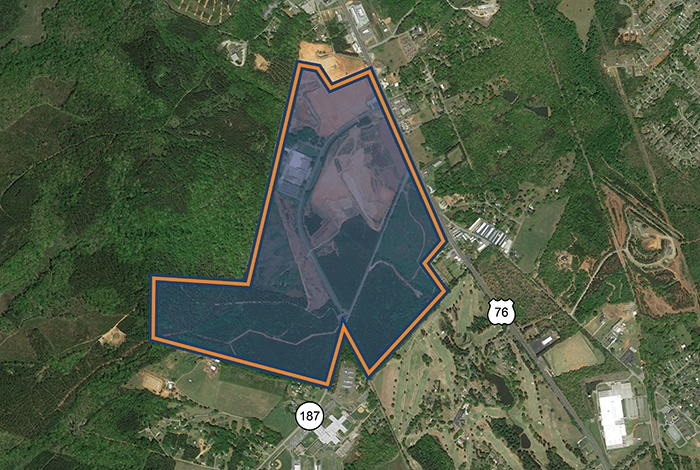 For Sale, ,Land / Retail,For Sale,7799-7701 SC-187, Anderson, SC 29625,1008