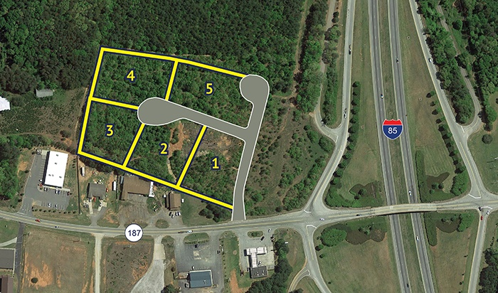 For Sale, ,Land,For Sale,5512-5518 SC-187,1009