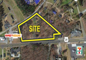For Sale, ,Land,For Sale,Highway 29,1163