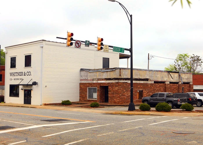 For Lease, ,Office / Retail,For Lease,201 E Benson St,1022