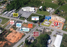 For Sale, ,Retail,For Sale,1501 Pearman Dairy Rd,1057