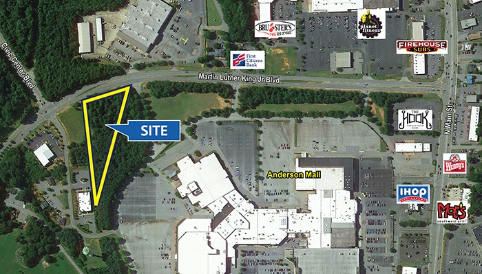 For Sale, ,Land,For Sale,3218 Martin Luther King Jr Blvd,1061